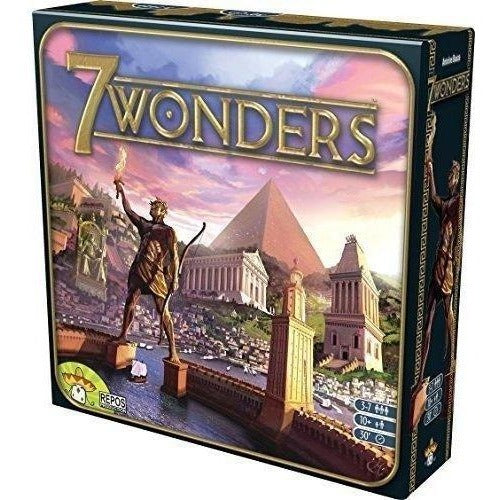 7 Wonders - On the Table Games