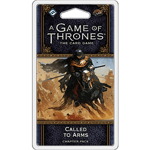 A Game of Thrones: The Card Game - Called To Arms Chapter Pack - On the Table Games