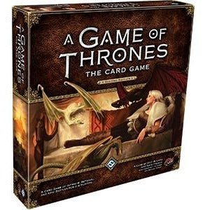 A Game of Thrones: The Card Game Core Set - On the Table Games