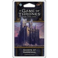 A Game of Thrones: The Card Game - Ghosts of Harrenhal Chapter Pack - On the Table Games