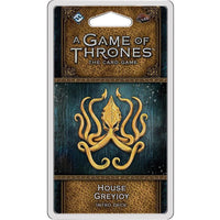 A Game of Thrones: The Card Game - House Greyjoy Intro Deck - On the Table Games