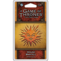 A Game of Thrones: The Card Game - House Martell Intro Deck - On the Table Games