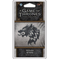 A Game of Thrones: The Card Game - House Stark Intro Deck - On the Table Games