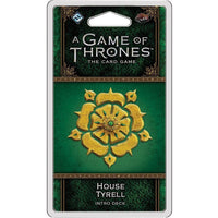 A Game of Thrones: The Card Game - House Tyrell Intro Deck - On the Table Games