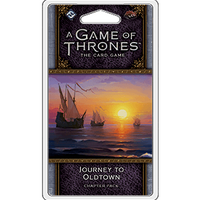A Game of Thrones: The Card Game - Journey to Oldtown Chapter Pack - On the Table Games