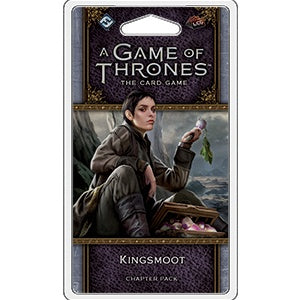 A Game of Thrones: The Card Game - Kingsmoot Chapter Pack - On the Table Games