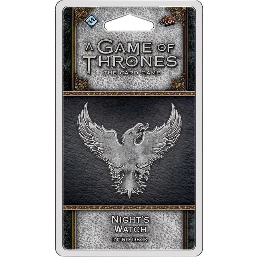 A Game of Thrones: The Card Game - Night's Watch Intro Deck - On the Table Games