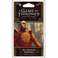 A Game of Thrones: The Card Game - No Middle Ground Chapter Pack - On the Table Games