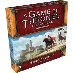 A Game of Thrones: The Card Game - Sands of Dorne Rock Expansion - On the Table Games