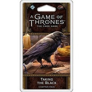 A Game of Thrones: The Card Game - Taking The Black Chapter Pack - On the Table Games