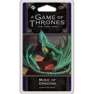 A Game of Thrones: The Card Game - The March on Winterfell Chapter Pack - On the Table Games