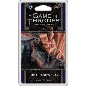 A Game of Thrones: The Card Game - The Shadow City Chapter Pack - On the Table Games