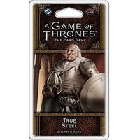 A Game of Thrones: The Card Game - True Steel Chapter Pack - On the Table Games