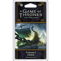 A Game of Thrones: The Card Game - Tyrion's Chain Chapter Pack - On the Table Games
