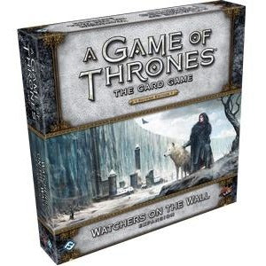 A Game of Thrones: The Card Game - Watchers on the Wall Expansion - On the Table Games