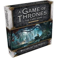 A Game of Thrones: The Card Game - Wolves of the North Expansion - On the Table Games