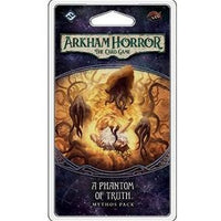 Arkham Horror: The Card Game - A Phantom of Truth Mythos Pack - On the Table Games