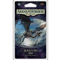 Arkham Horror: The Card Game - Black Stars Rise Mythos Pack - On the Table Games