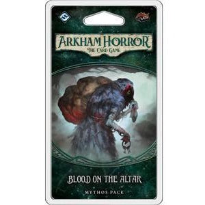Arkham Horror: The Card Game - Blood on the Altar Mythos Pack - On the Table Games