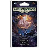 Arkham Horror: The Card Game - Echoes of the Past Mythos Pack - On the Table Games