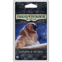 Card Game - Arkham Horror: The Card Game - Guardians Of The Abyss Scenario Pack