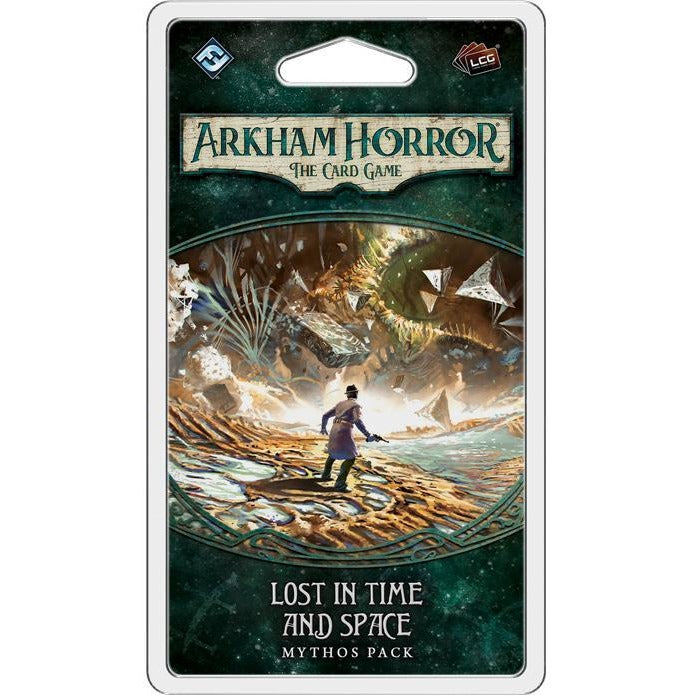Arkham Horror: The Card Game - Lost in Time and Space Mythos Pack - On the Table Games