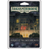 Card Game - Arkham Horror: The Card Game - Murder At The Excelsior Hotel Scenario Pack