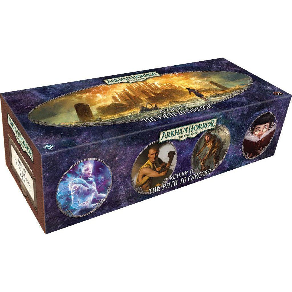 Card Game - Arkham Horror: The Card Game - Return To The Path To Carcosa