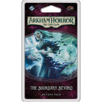 Card Game - Arkham Horror: The Card Game - The Boundary Beyond Mythos Pack