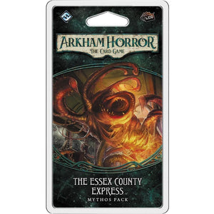Arkham Horror: The Card Game - The Essex County Express Mythos Pack - On the Table Games
