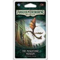Arkham Horror: The Card Game - The Miskatonic Museum Mythos Pack - On the Table Games