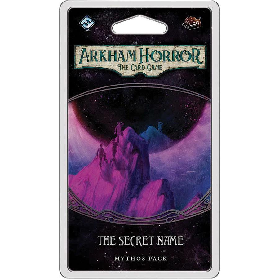 Card Game - Arkham Horror: The Card Game - The Secret Name