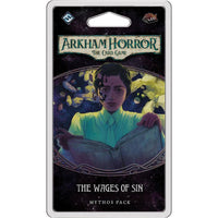 Card Game - Arkham Horror: The Card Game - The Wages Of Sin