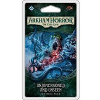 Arkham Horror: The Card Game - Undimensioned and Unseen Mythos Pack - On the Table Games