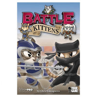 Card Game - Battle Kittens