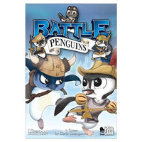 Card Game - Battle Penguins
