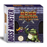 Boss Monster: Tools of Hero-Kind - On the Table Games