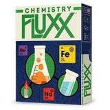 Chemistry Fluxx - On the Table Games
