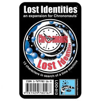 Chrononauts Expansion - Lost Identities - On the Table Games