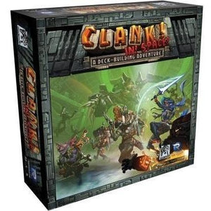 Clank! In! Space! - On the Table Games