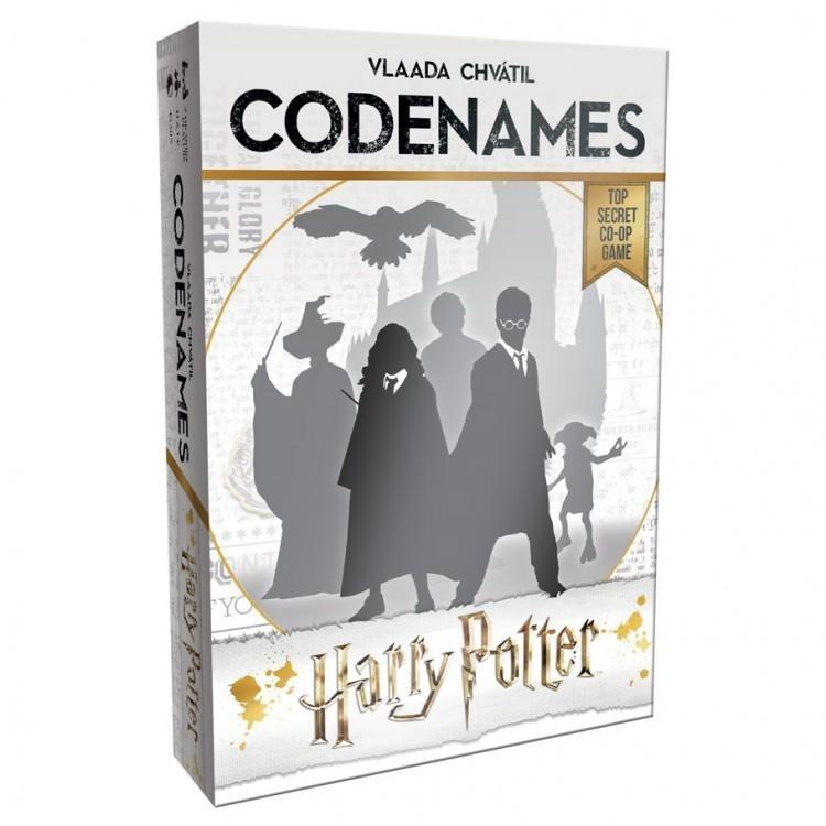 Codenames: Harry Potter - On the Table Games
