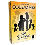 Card Game - Codenames: The Simpsons