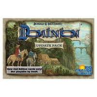 Dominion (Second Edition) Update Pack - On the Table Games