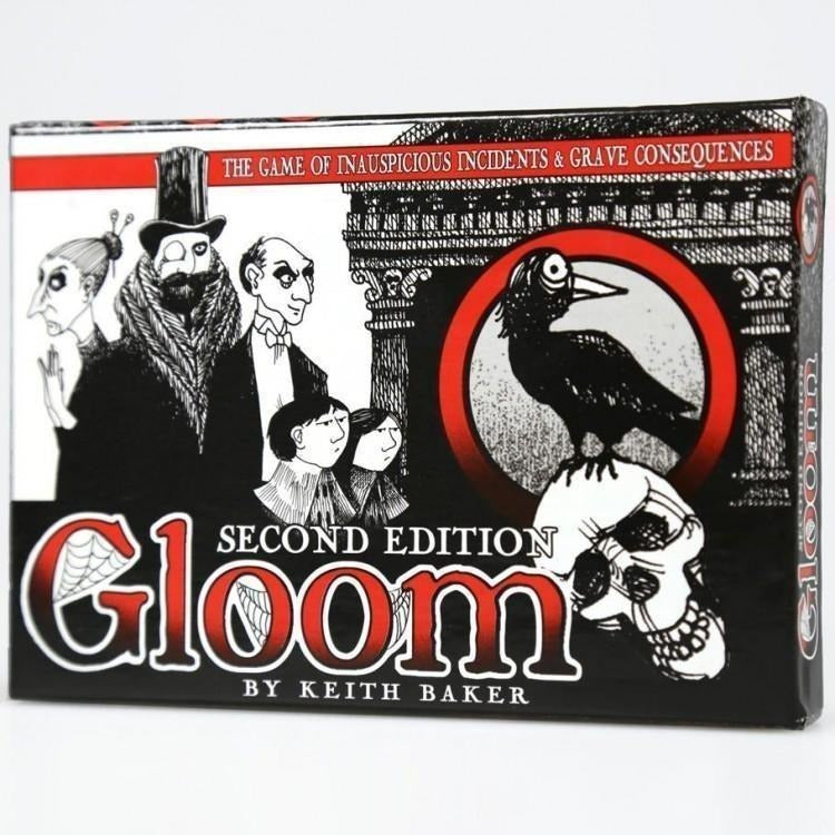 Gloom - On the Table Games
