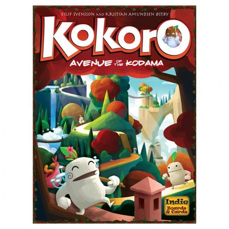 Kokoro: Avenue of the Kodama - On the Table Games