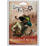 Legend of the Five Rings: The Card Game - Disciples of the Void Phoenix Clan Pack - On the Table Games