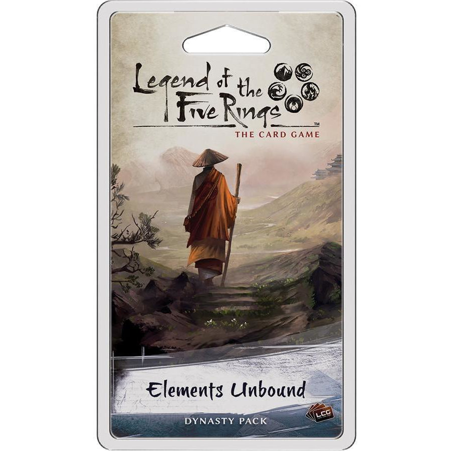 Legend of the Five Rings: The Card Game - Elements Unbound Dynasty Pack - On the Table Games