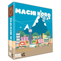 Machi Koro - On the Table Games