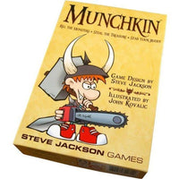 Munchkin - On the Table Games
