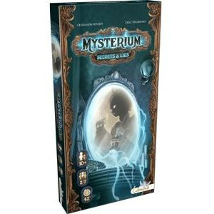 Mysterium: Secrets & Lies - On the Table Games
